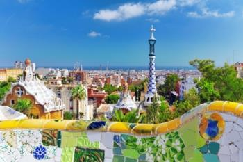 Visit the Guell Park